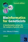 Bioinformatics for Geneticists (eBook, PDF)