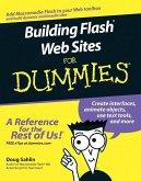 Building Flash Web Sites For Dummies (eBook, PDF)