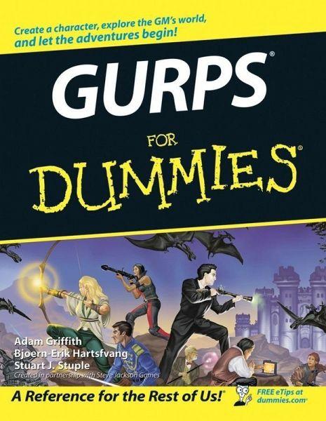 Gurps For Dummies Ebook Pdf Von Adam Griffith Bjoern Erik