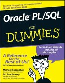 Oracle PL / SQL For Dummies (eBook, PDF)