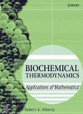 Biochemical Thermodynamics (eBook, PDF)