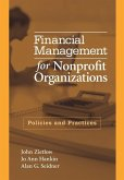 Financial Management for Nonprofit Organizations (eBook, PDF)