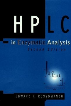 HPLC in Enzymatic Analysis (eBook, PDF) - Rossomando, Edward F.