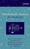 Metabolome Analysis (eBook, PDF)