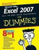 Excel 2007 All-In-One Desk Reference For Dummies (eBook, PDF)
