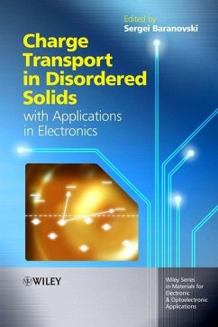 Charge Transport in Disordered Solids with Applications in Electronics (eBook, PDF)