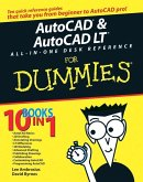 AutoCAD and AutoCAD LT All-in-One Desk Reference For Dummies (eBook, PDF)