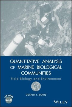 Quantitative Analysis of Marine Biological Communities (eBook, PDF) - Bakus, Gerald J.