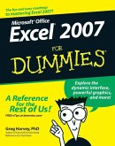 Excel 2007 For Dummies (eBook, PDF)