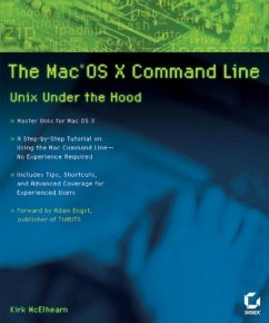 The Mac OS X Command Line (eBook, PDF) - Mcelhearn, Kirk