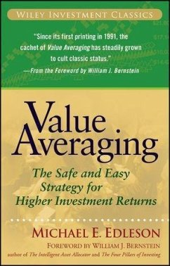 Value Averaging (eBook, PDF) - Edleson, Michael E.