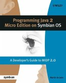 Programming Java 2 Micro Edition for Symbian OS (eBook, PDF)