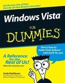 Windows Vista For Dummies (eBook, PDF)