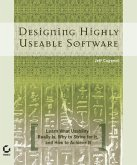 Designing Highly Useable Software (eBook, PDF)