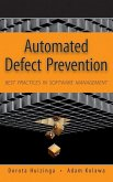 Automated Defect Prevention (eBook, PDF)