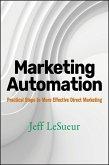 Marketing Automation (eBook, PDF)