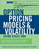 Option Pricing Models and Volatility Using Excel-VBA (eBook, PDF)