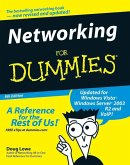 Networking For Dummies (eBook, PDF)