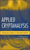 Applied Cryptanalysis (eBook, PDF)