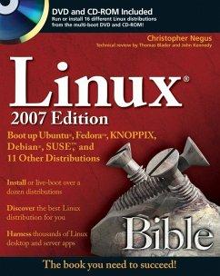 Linux Bible (eBook, PDF) - Negus, Christopher