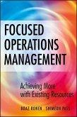Focused Operations Management (eBook, PDF)