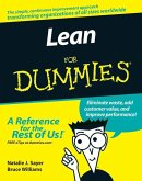 Lean For Dummies (eBook, PDF)