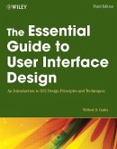 The Essential Guide to User Interface Design (eBook, PDF)