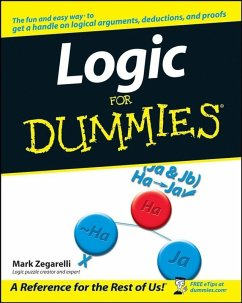 Logic For Dummies (eBook, PDF)