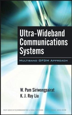 Ultra-Wideband Communications Systems (eBook, PDF) - Siriwongpairat, W. Pam; Liu, K. J. Ray