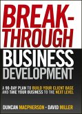 Breakthrough Business Development (eBook, PDF)