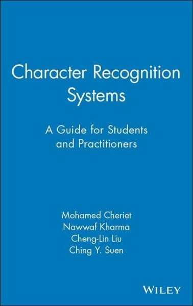 Character Recognition Systems (eBook, PDF)