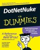 DotNetNuke For Dummies (eBook, PDF)