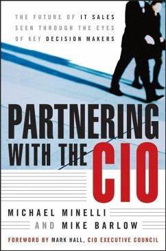 Partnering With the CIO (eBook, PDF) - Minelli, Michael; Barlow, Mike