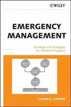 Emergency Management (eBook, PDF) - Canton, Lucien G.