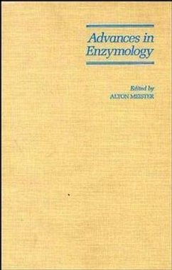 Advances in Enzymology and Related Areas of Molecular Biology, Volume 70 (eBook, PDF)