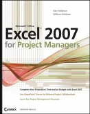 Microsoft Office Excel 2007 for Project Managers (eBook, PDF)