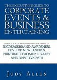 The Executive's Guide to Corporate Events and Business Entertaining (eBook, PDF)