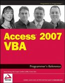 Access 2007 VBA Programmer's Reference (eBook, PDF)