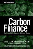 Carbon Finance (eBook, PDF)