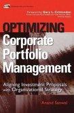 Optimizing Corporate Portfolio Management (eBook, PDF)