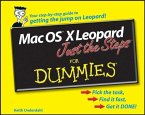 Mac OS X Leopard Just the Steps For Dummies (eBook, PDF)
