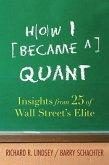 How I Became a Quant (eBook, PDF)