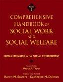 Comprehensive Handbook of Social Work and Social Welfare, Volume 2 , Human Behavior in the Social Environment (eBook, PDF)