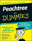 Peachtree For Dummies (eBook, PDF)