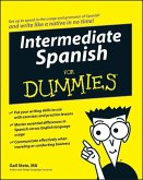 Intermediate Spanish For Dummies (eBook, PDF)