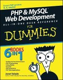PHP and MySQL Web Development All-in-One Desk Reference For Dummies (eBook, PDF)