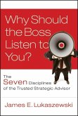 Why Should the Boss Listen to You? (eBook, PDF)