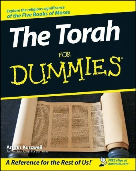 The Torah For Dummies (eBook, PDF) - Kurzweil, Arthur