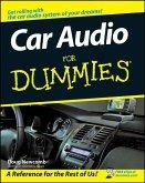 Car Audio For Dummies (eBook, PDF)