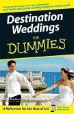 Destination Weddings For Dummies (eBook, PDF)